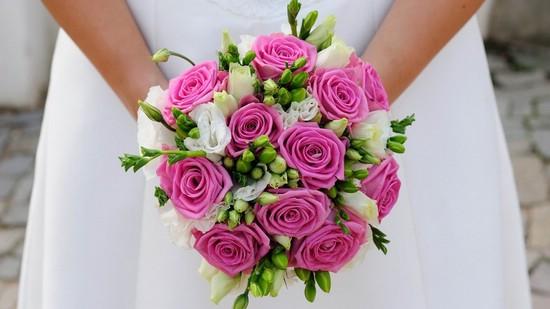 Как выбрать букет для свадьбы