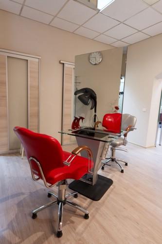 Виды мебели для парикмахерской