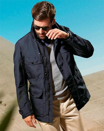 Мужские куртки — основы модного гардероба
