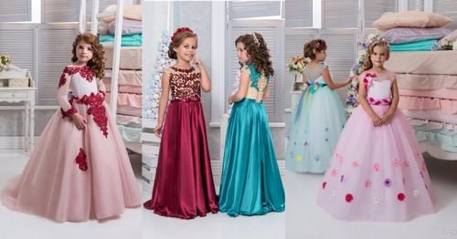 Как выбрать детское платье для утренника