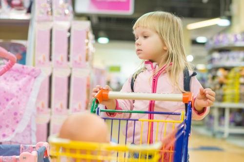 Лучшие игрушки для девочки 4-5 лет