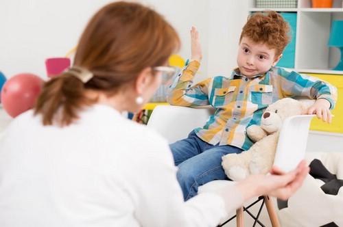 Чем занимается детский нейропсихолог