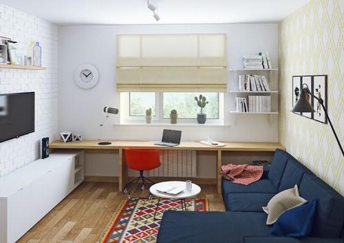 Как выбрать мебель для квартиры-студии